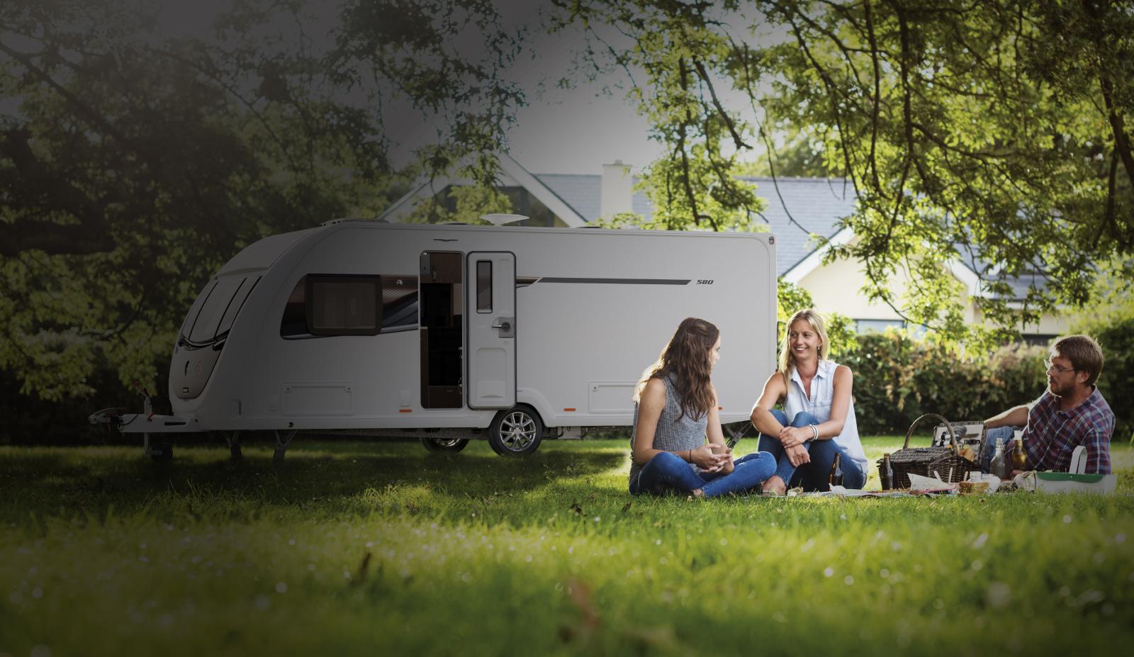 Used Caravans & Second Hand Caravans for Sale